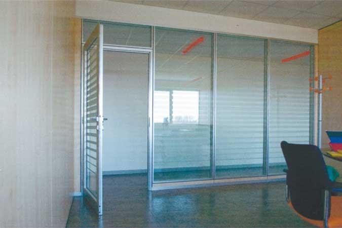 pareti mobili totalmente vetrate pareti mobili divisorie vetrate senza ...