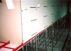 Soppalchi per deposito 3° frame