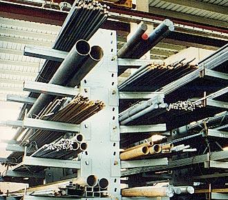 Scaffalature Metalliche E Componibili Genova.Scaffalature Metalliche Industriali Simag