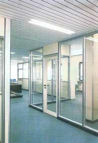 Pareti mobili divisorie per ufficio simag for Piani d ufficio di 1200 piedi quadrati