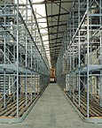 scaffalatura porta pallet - Cuneo zona industriale Marene