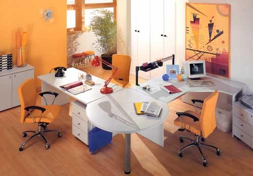 Arredi ufficio e mobili ufficio simag for Scrivanie operative ufficio
