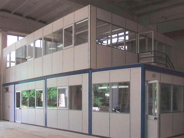 Arredamenti Per Ufficio Genova : Soppalchi pareti mobili per ufficio arredi per ufficio