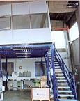 soppalchi per uffici tecnici realizzati ad Alessandria, Piemonte