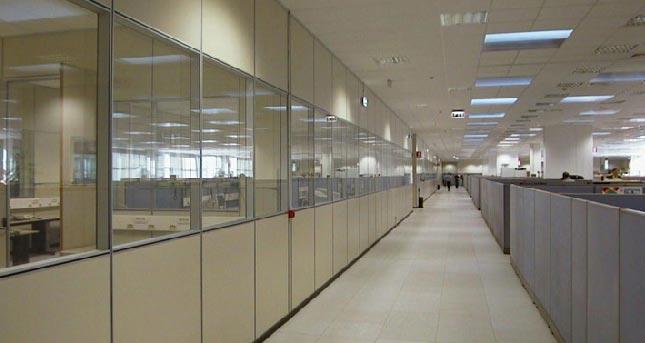 Arredamento Per Ufficio Officina : Pareti mobili divisorie per uffici laboratori officine ambienti