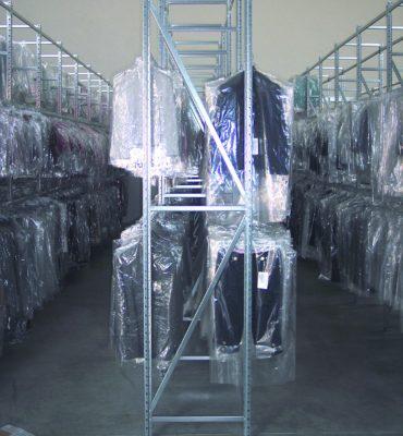 scaffalature per deposito in acciaio zincato