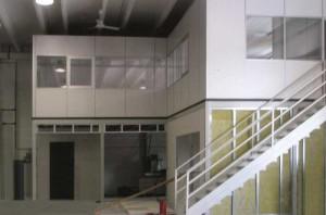 Soppalchi industriali uso ufficio