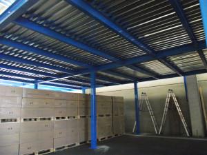struttura soppalco magazzino 03