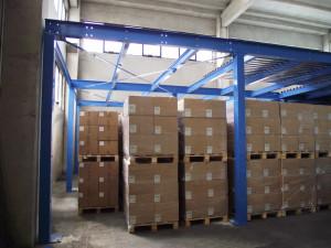 struttura soppalco magazzino 04